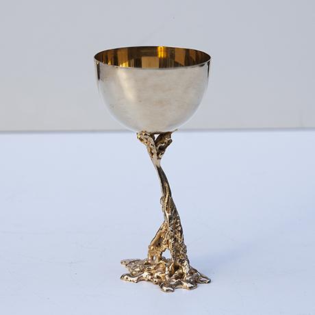 Gabriella-Crespi-wine-cup-golden