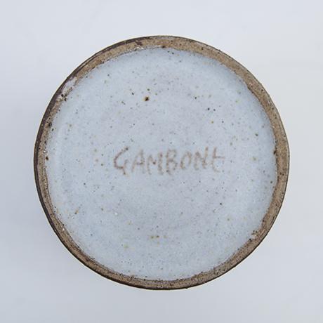 Gambone-ceramic-vase-box-signed