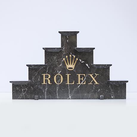 Schlichtes DesignRolex-desk-accessory-marble-grey