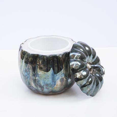 Teghini-pumpkin-ice-bucket-silver-design-bar