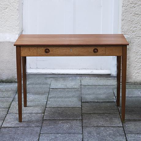 Wegner-mobler-desk-oak-teak