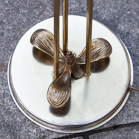 willy-daro-brass-flowers-floor-lamp