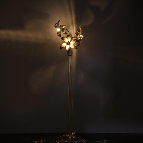 willy-daro-golden-flowers-floor-lamp