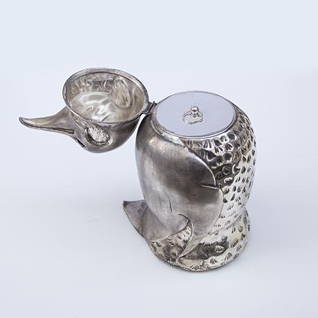penguin-ice-wine-cooler-silver-vintage