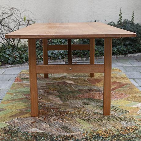 Borge-Mogensen-dinig-table-wooden