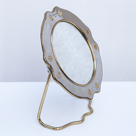 Chopard-table-mirror-vintage