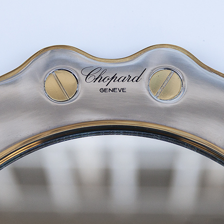 Chopard-table-mirror-signed
