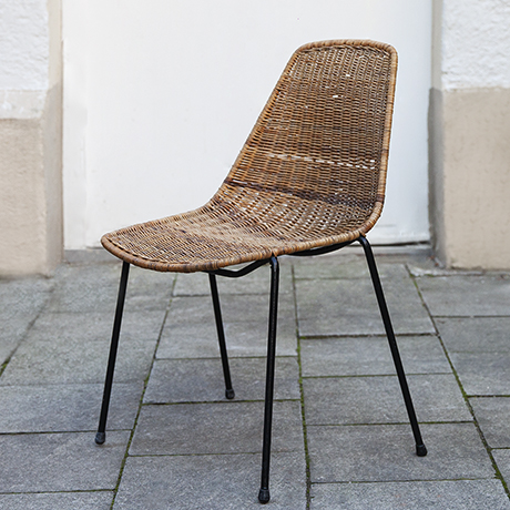 Schlichtes DesignFranco-Legler-basket-chair