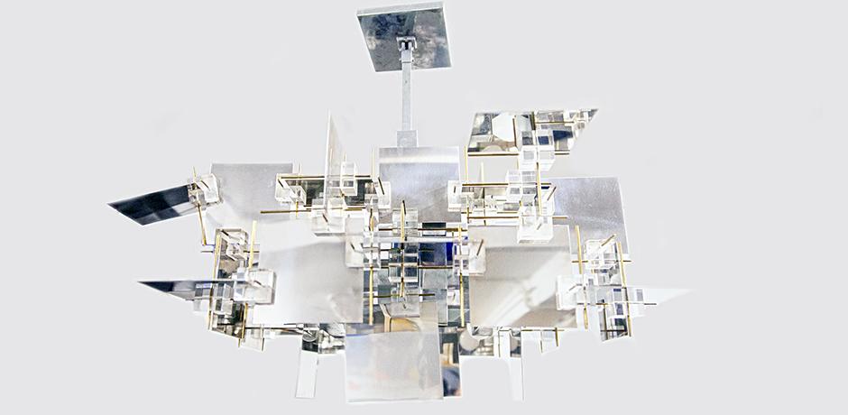 Gaetana-Sciolari-Leuchter-Lampe