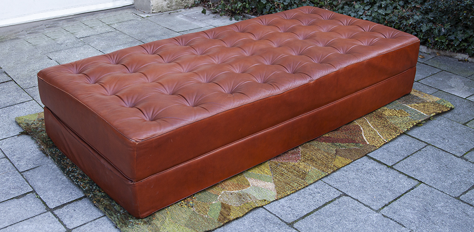 Schlichtes DesignKill-International-daybed-leather-brown