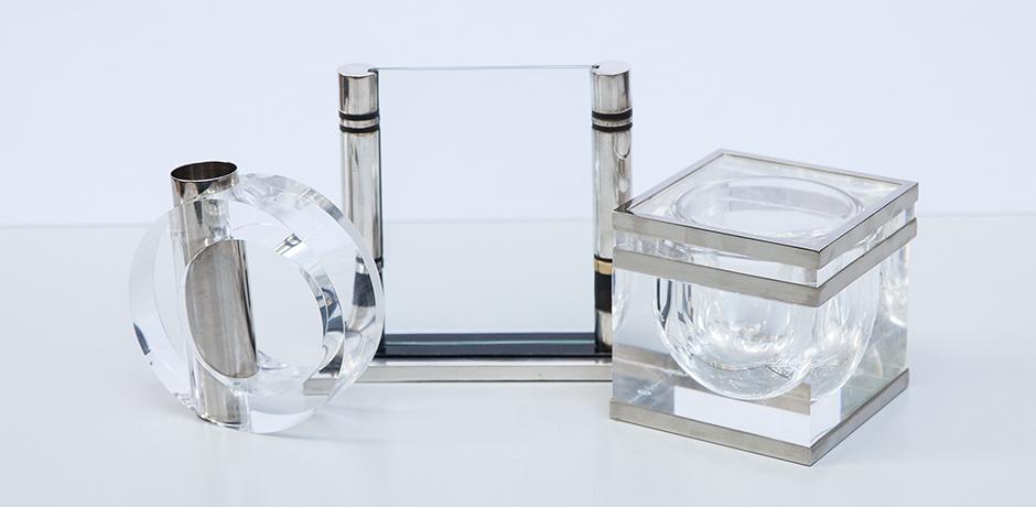 Albrizzi-plexiglas-schale-bilderrahmen-silber