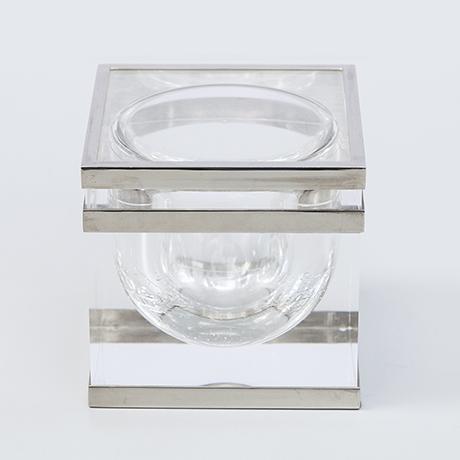 Albrizzi-lucite-bowl-box-silver