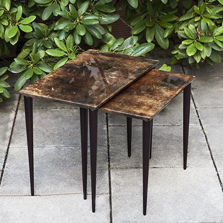 Aldo-Tura-Satztisch-Tische-braun