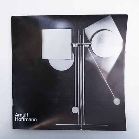 Arnulf-Hoffmann-pendulum-object-geometric