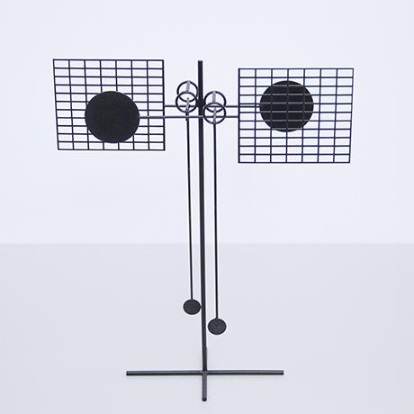 Arnulf-Hoffmann-object-geometric-black