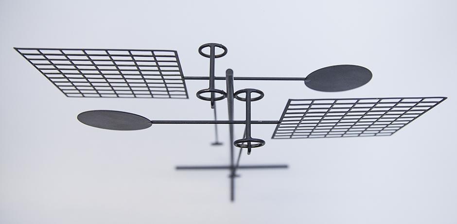 Arnulf-Hoffmann-kinetisch-pendel-objekt