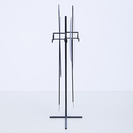 Arnulf-Hoffmann-sculpture-object-black