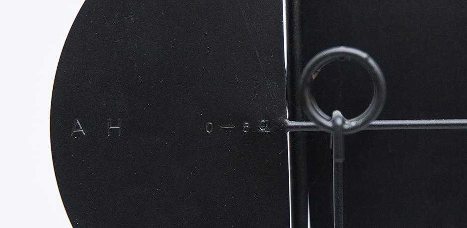 Arnulf-Hoffmann-kinetic-pendulum-object-signed