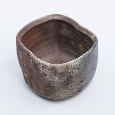 Astoul-vase-bowl-ceramic-brown-brutalist