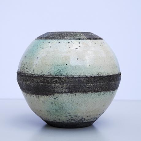 Astoul-vase-keramik-hell-blau