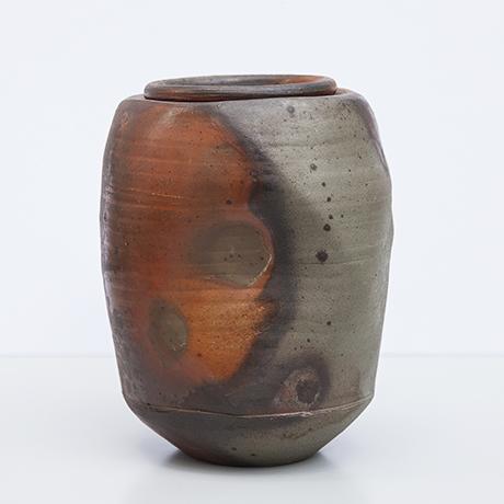 Astoul-vase-keramik-braun
