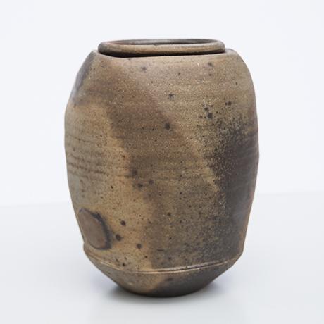 Astoul-vase-ceramic-studio-brown