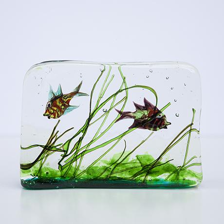 Barbini-murano-Cenedese-aquarium-fish