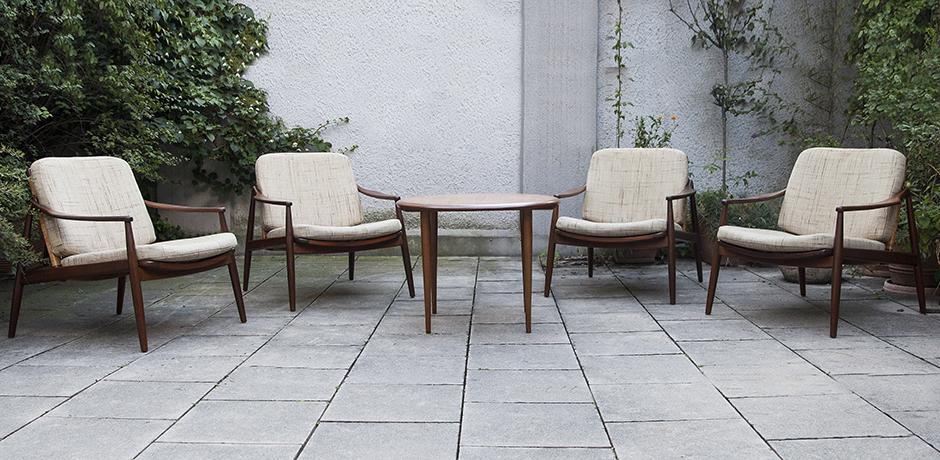 Lochmeyer-chairs-table-Wilkhahn-vintage