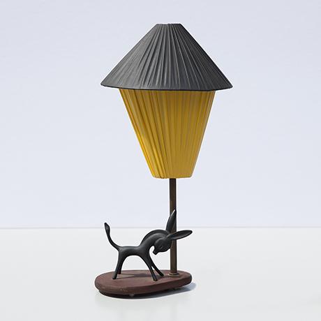 Schlichtes DesignWalter-Bosse-table-lamp-donkey