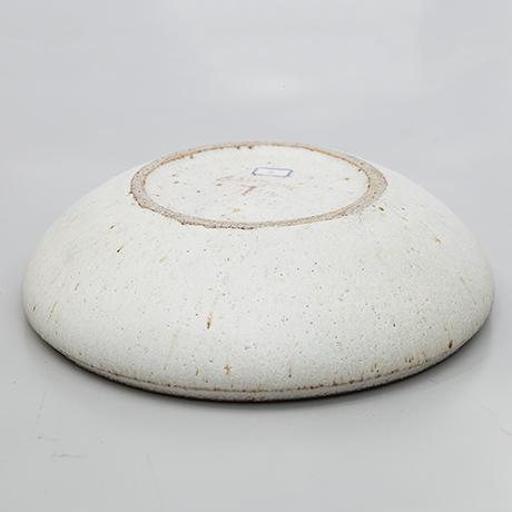 Bruno-Gambone-plate-ceramic-greige