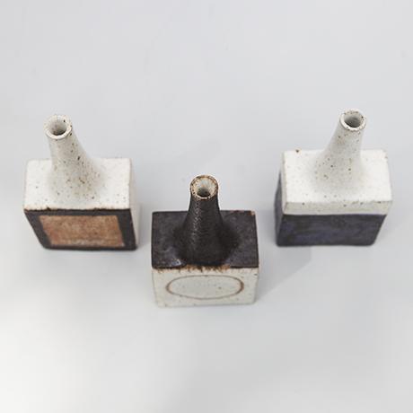 Bruno-Gambone-vase-ceramic-geometric