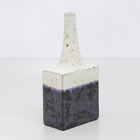Bruno-Gambone-Keramik-vase-schwarz