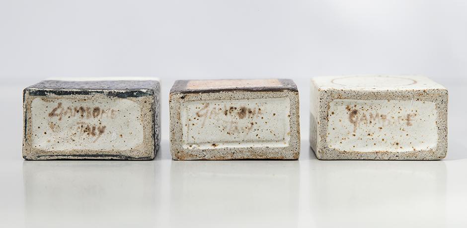 Bruno-Gambone-vase-ceramic-small-signed