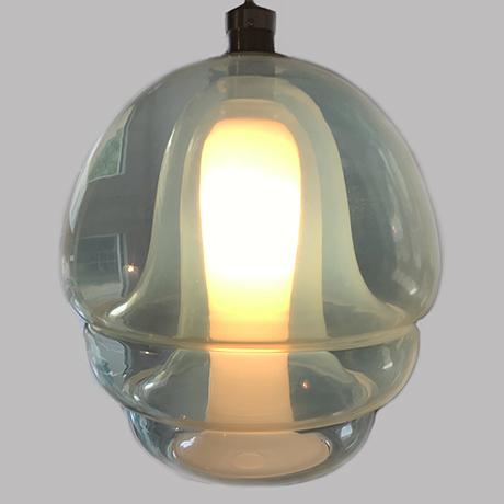 Schlichtes DesignCarlo-Nason-Mazzega-Murano-chandelier-pendant-lamp_1