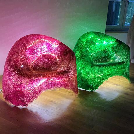 Foggini-armchairs-Alice-Edra-lighting