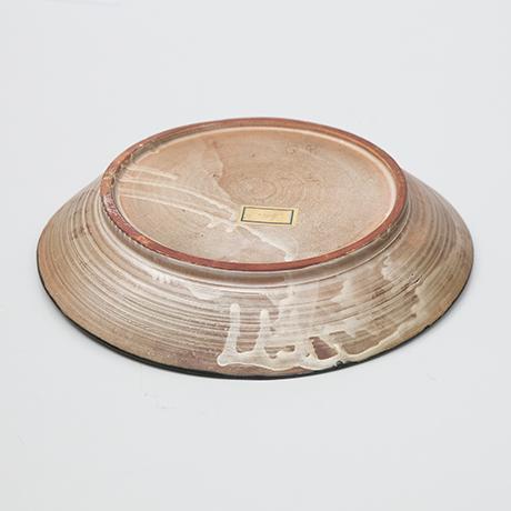Gilbert-Portanier-plate-red-ceramic