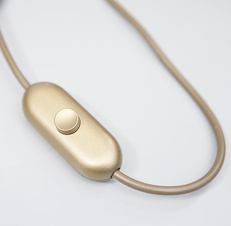 Tischlampe-Lampe-achat-braun