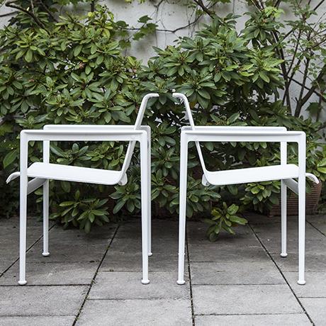 Richard-Schulz-dining-chairs-white-aluminium