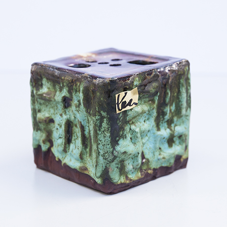 Schäffenacker-ceramic-cube-green