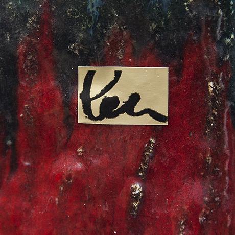 Schäffenacker-ceramic-vase-red-mark