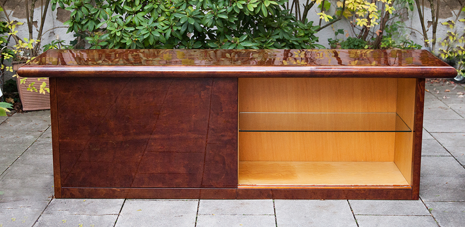 Aldo-Tura-sideboard-brown-doors