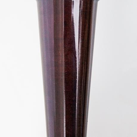 Aldo-Tura-table-lamp-green-mahogany