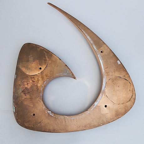 Benno-Oertli-wand-skulptur-art-vintage