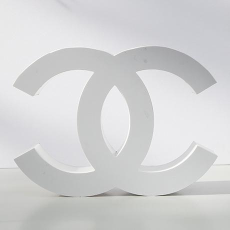 Coco-Chanel-letters-black-white