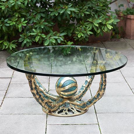 Henri-Fernandez-coffee-table-octopus