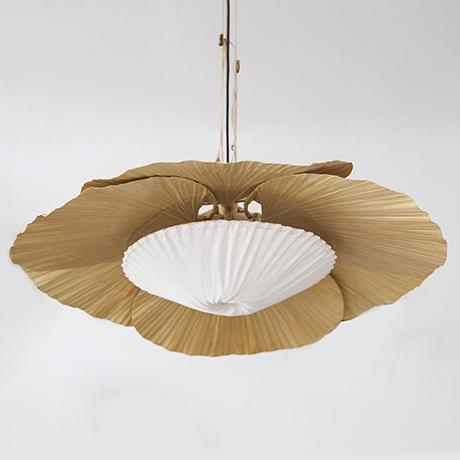 Ingo-Maurer-Uchiwa-Leuchter-Deckenleuchter-bambus