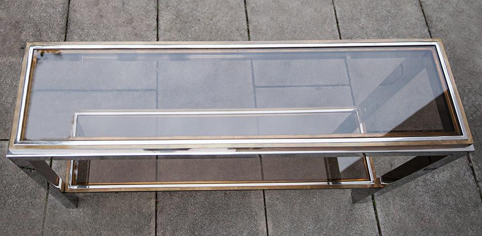 Romeo-Rega-console-glass-vintage