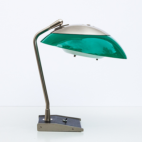 Stilnovo-table-lamp-green-plexiglass