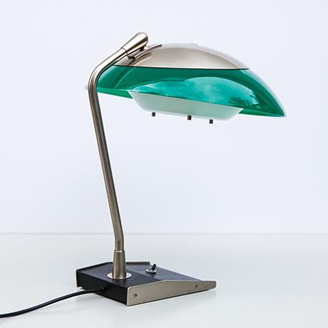 Stilnovo-tischlampe-lampe-gruen-vintage