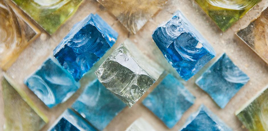 wall-lights-stone-glass-decoration